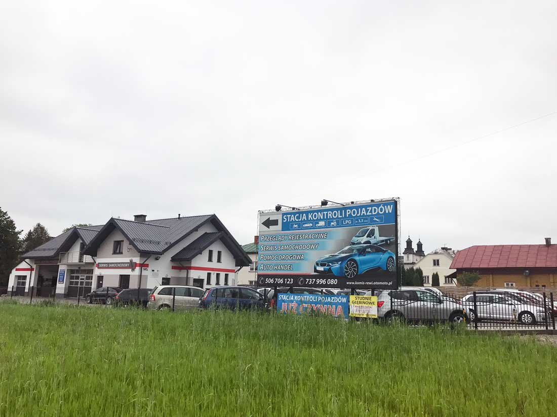 REWI, Stara Wieś 587A, 36-200 Brzozów (podkarpackie)