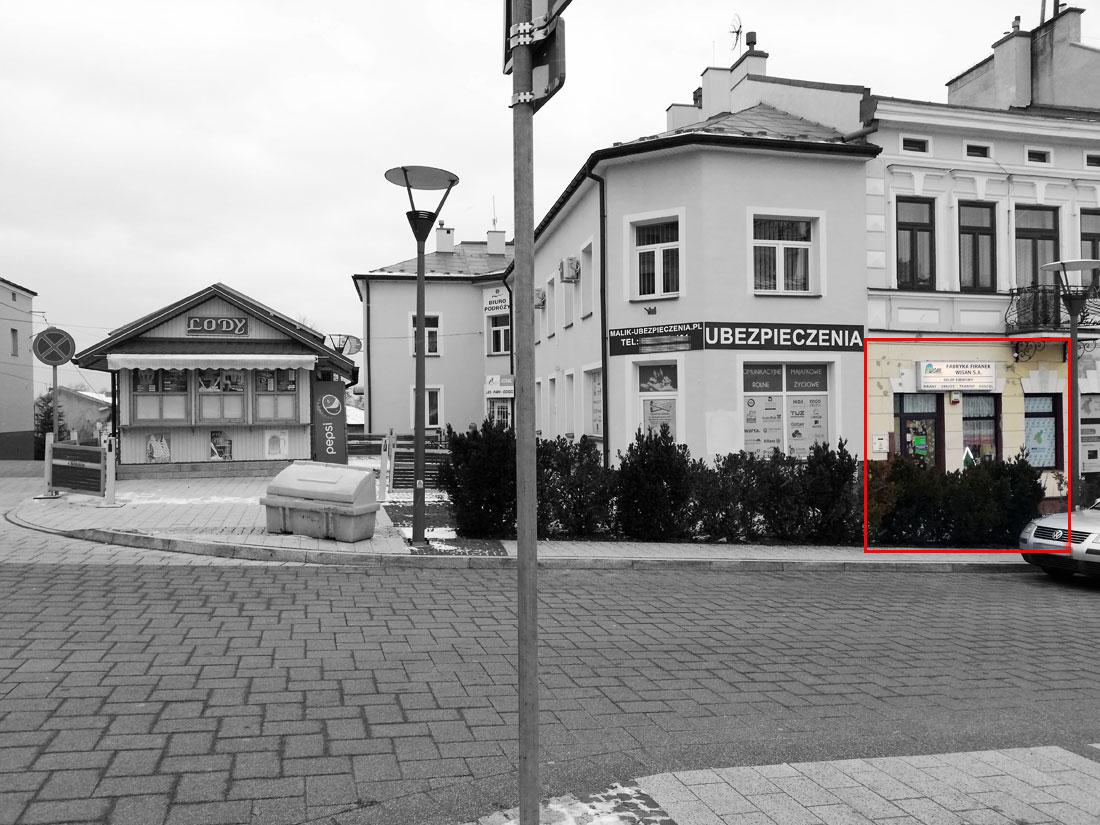 Sklep Firmowy Wisan, 36-200 Brzozów, Rynek 6 (podkarpackie)