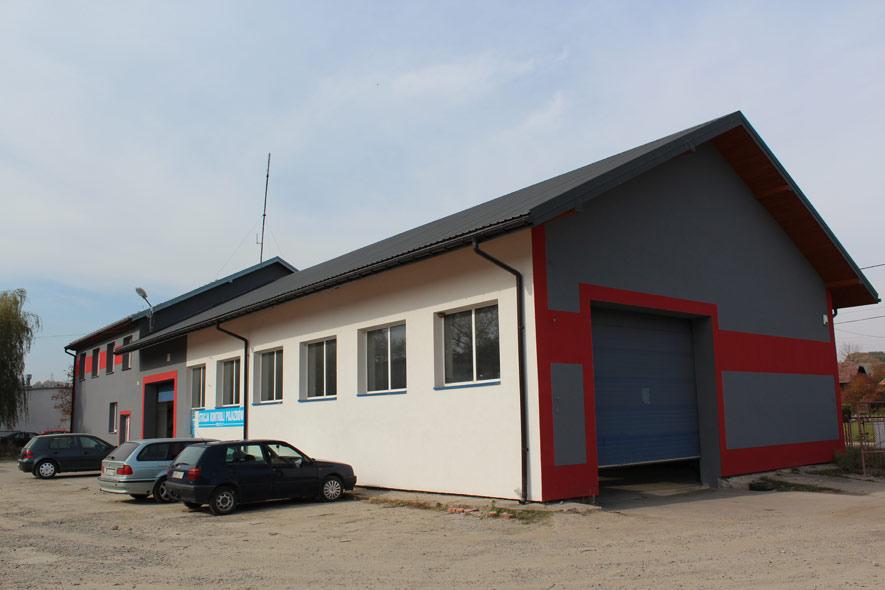 Stacja Kontroli Pojazdów - JAN-MAR