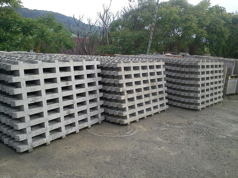 Wyroby betonowe - SZEW-BET Wiesław Szewczyk